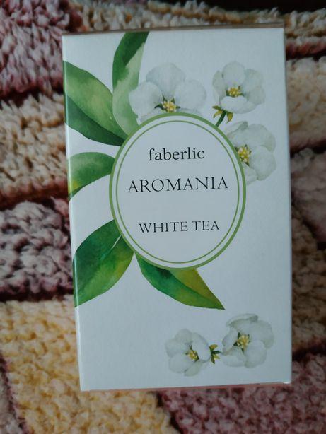 Faberlic Aromania White tea