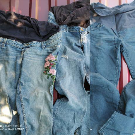 Продам джинси для вагітних H&m