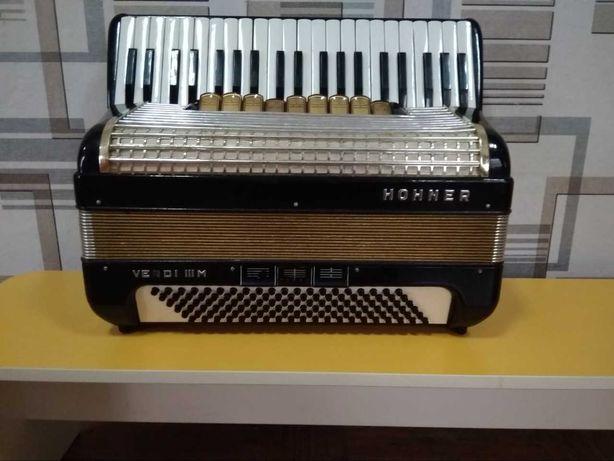 Продам аккордеон акордеон Hohner