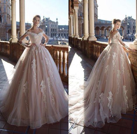 Продам шикарное свадебное платье. Дешево!