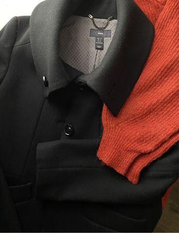 Пальто, полупальто плотное и тёплое