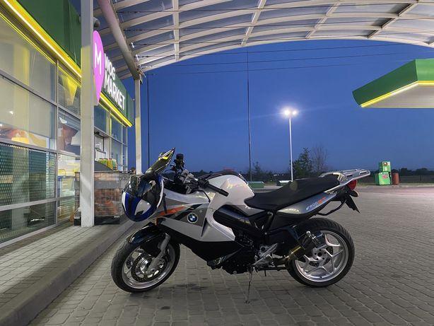 Продам мото BMW f 800st