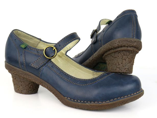 EL NATURALISTA buty damskie SKÓRA NAT r 39 -50%
