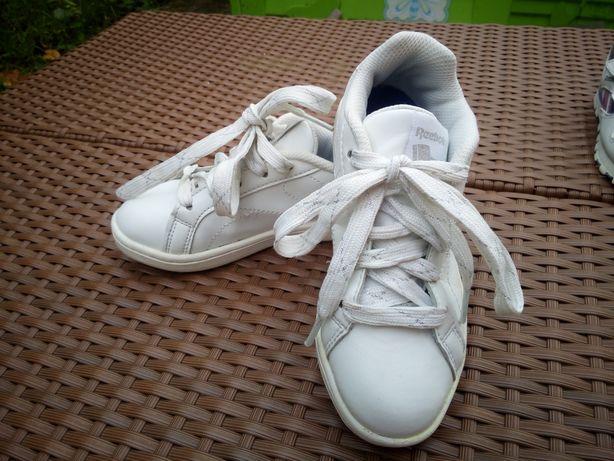 Buty Reebok dla dziewczynki 27, 18cm