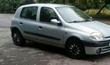 Renault Clio (Рено Клио)2000 г. в.