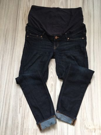 Ciążowe jeansy H&M 42