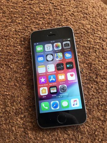 iPhone 5S 16gb.  IOS 12.4.8  Без сети. Как планшет.