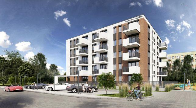 Mieszkanie 46,41m2 2-pokoje Nowa Inwestycja APARTAMENTY PŁOCKA