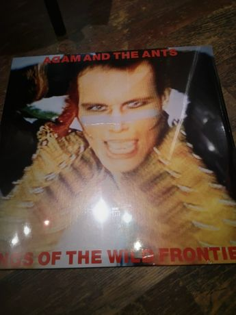 Adam and the Ants Kings Of The Wild Frontier winyl