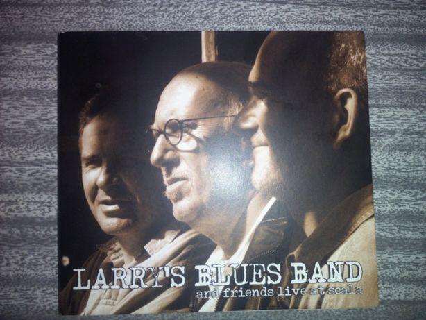 Продам Audio CD Larrys Blues Band (с автографом гитариста)