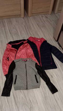 Ubrania dla dziweczynki rozmiary od 146 do 164