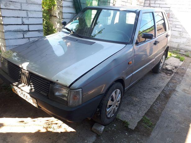 Fiat Uno. Капиталка.
