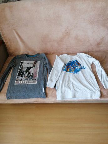 Bluzki dziecięce dla chłopca rozmiar 146