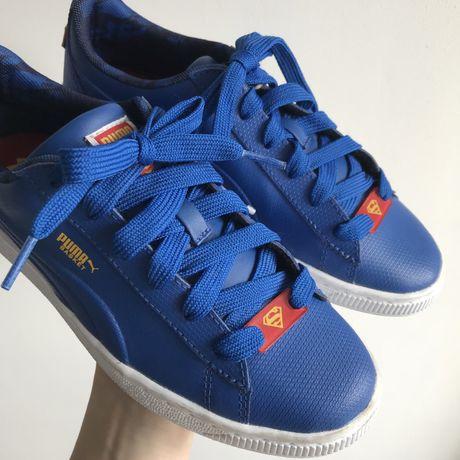 Puma basket superman кеды кроссовки подростковые
