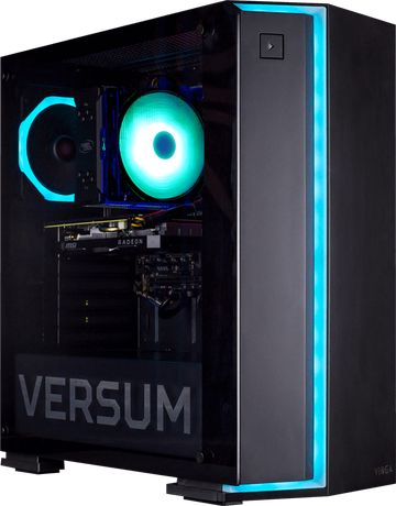 Ігровий комп'ютер VERSUM Crusader v1.0 | Ryzen 5 3600 | GTX1650