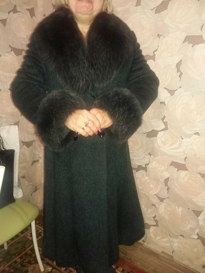 Пальто зимнее женское Донецк - изображение 1