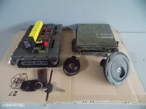 land rover freelander L314 98CV DE 1999  centralina completa com chave