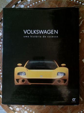 Livro Volkswagen uma história de sucesso