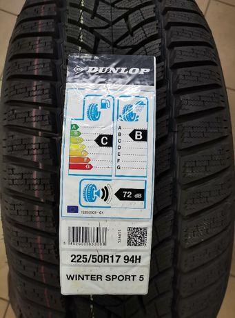 225/50R17 94H Dunlop Winter Sport 5 MFS 20rok