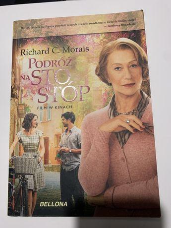 Podróż na sto stóp Richard C. Morais