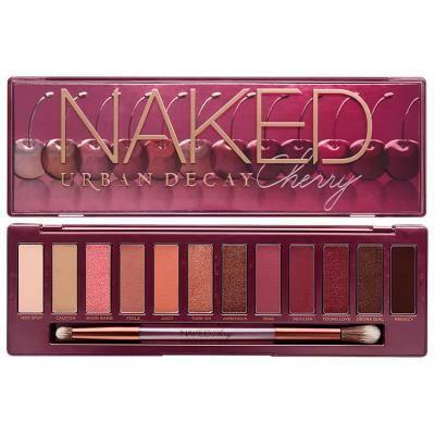 Urban Decay naked Cherry- paleta cieni