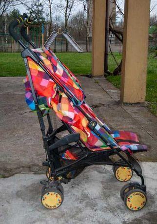 Spacerówka parasolka wózek cosatto supa pixelate