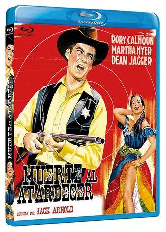 Muerte Al Atardecer/O Signo das Armas(Blu-Ray)-Importado