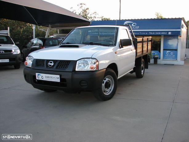 Nissan NP 300 2.5DI 133 Cv CS 2WD 3Lug