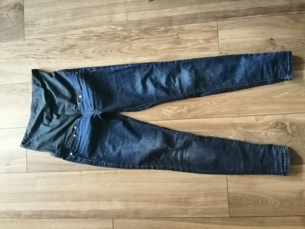 Spodnie ciążowe hm 36 S + krótkie spodenki