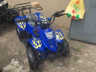 Продам новий дитячий квадроцикл 110 куб. Бензиновий, з Польщі