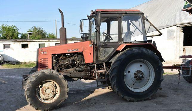 Трактор Мтз 1221 2007 не растаможенный