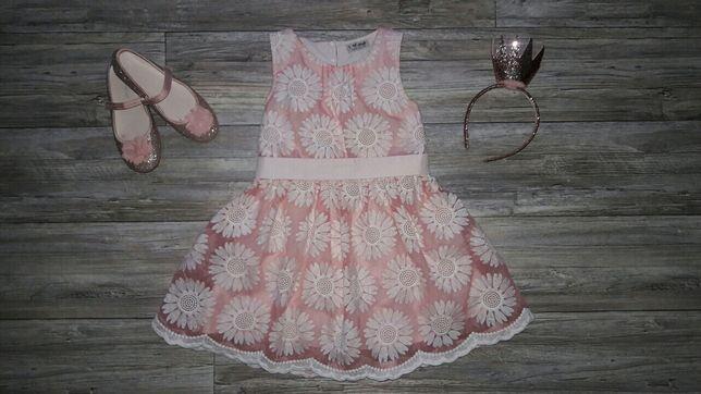 Платье с вышивкой Некст р.116 см