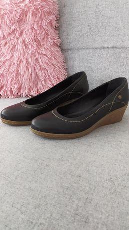 Lasocki buty na koturnie r. 38