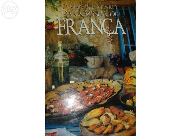 O mais belo livro de receitas e França
