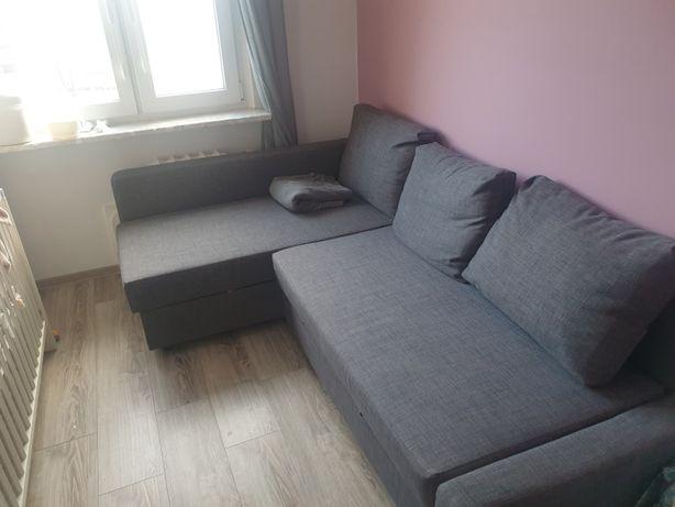FRIHETEN IKEA sofa - 1,5 roczna - stan idealny
