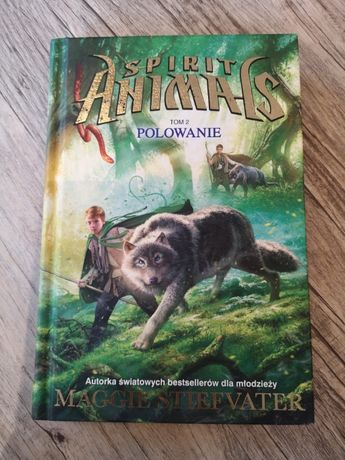Seria Spiryt Animals Polowanie Tom 2