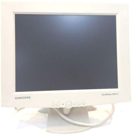 "Monitor komputerowy LCD 15"" Samsung SyncMaster 570V TFT (1024x768)"