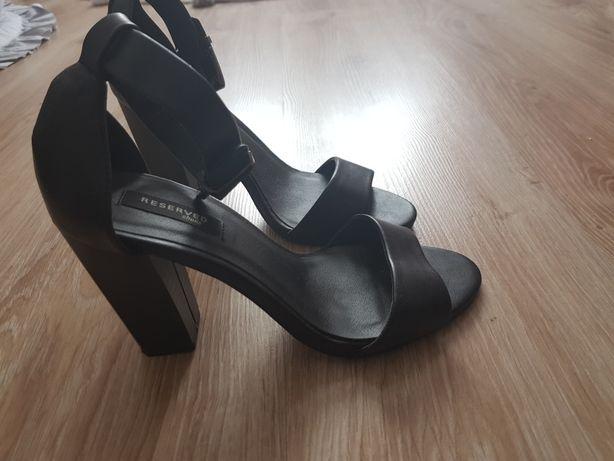 Sandały, buty obcas Reserved 37