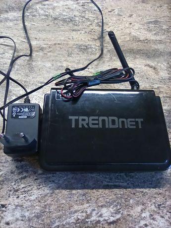 Роутер wi-fi trendnet