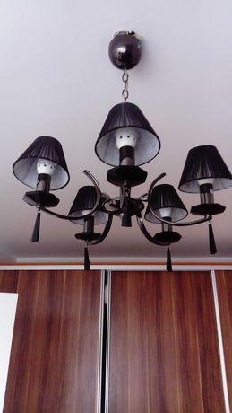Żyrandol, lampa wiszaca