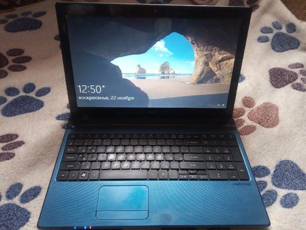 Продам ноутбук Acer 5750 цена 15 000₽