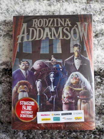 Rodzina Addamsów DVD