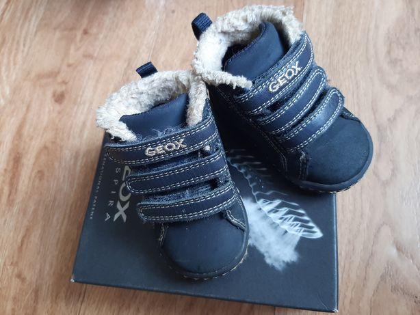 Ботинки обувь Geox 19 размер
