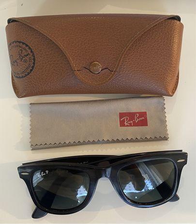 Oculos de sol Rayban wayfarer