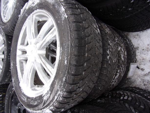 koła zimowe Nissan Renault Dacia 225/60/17 Bridgestone 5x114,3