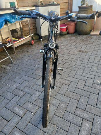 Vendo bicicleta de homem travel laine roda 28