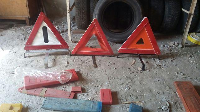 Продам аварійні знаки