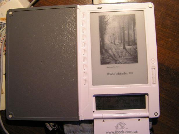 Електронна Книга Електронная L BOOK сіра + чехол сіра