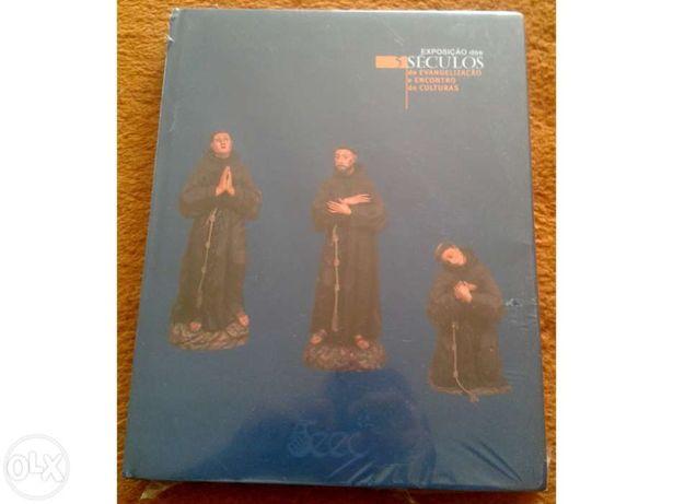 Exposição dos 5 séculos . braga 2000 diocese de braga de josé paulo