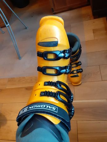 Buty narciarskie Salomon 4.0 performa